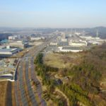 View by area only, business example of drone (Nara version)