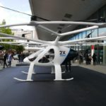Successful in every place! Drone's manned flight